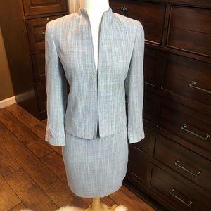 Lafayette 148 New York skirt suit